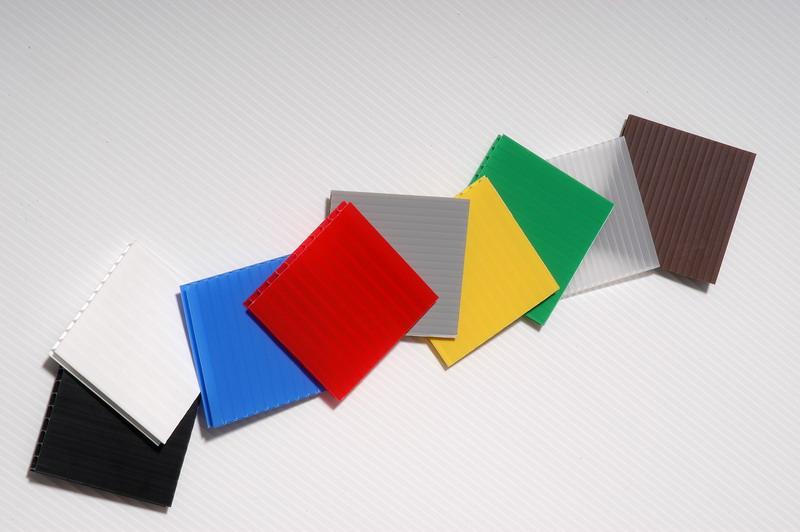 Сотовый полипропилен, листовой полипропилен, пластик для табличек, рекламы