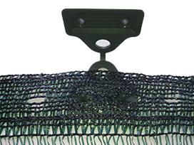 Клипса 50 мм для крепления сеток