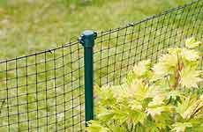 Стойка 150 мм для установки сеток